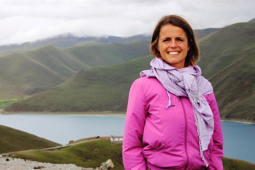 Didie op reis naar Tibet