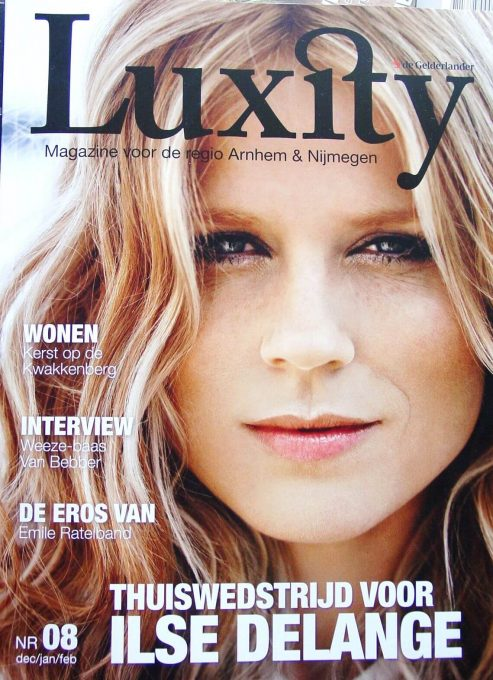 luxity magazine