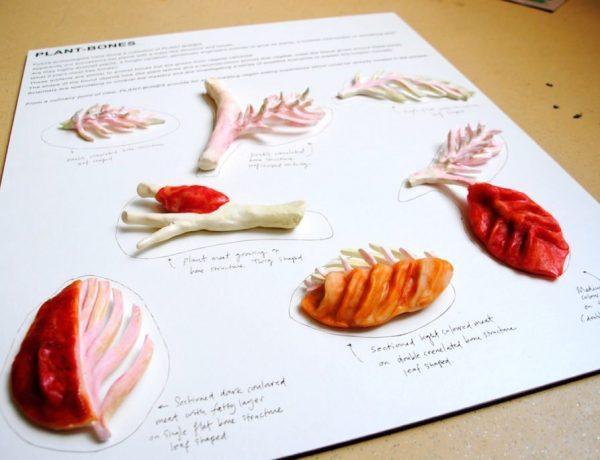 food design en smaak