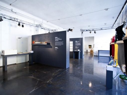 design expositie cureren in Milaan