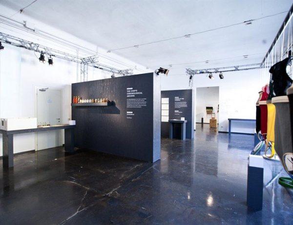 design expositie cureren in Milaan
