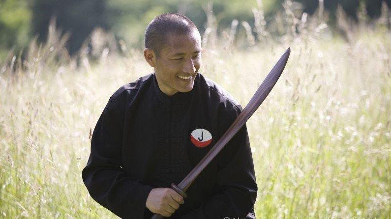 wijze monnik