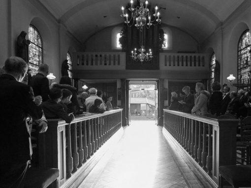 trouwen in de kerk