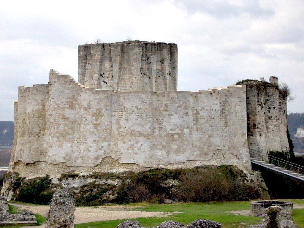 kasteel normandie avontuur