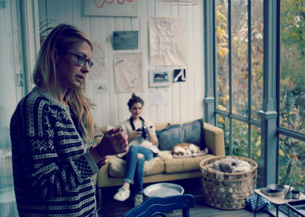 workshop schrijven en fotografie