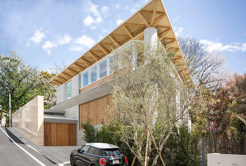 Architectuur-uit-Japan