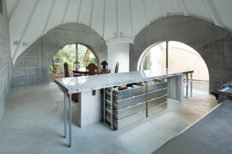 Keuken-ontwerp-in-Japan