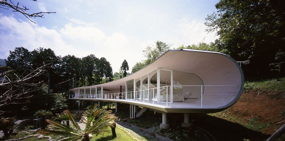 architectuur-Japan