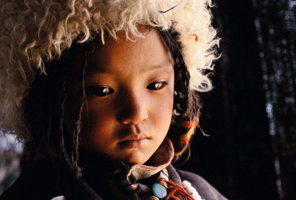 tibet fotografie