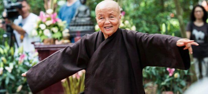 Boeddhistische-non-chan-khong