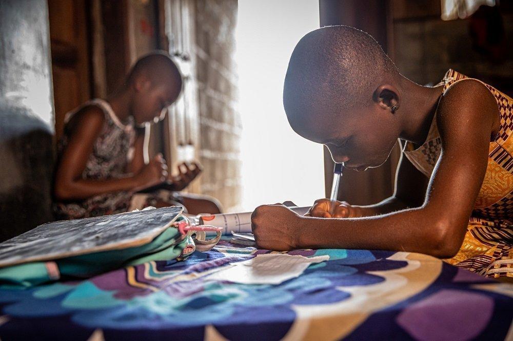 eerlijk leven voor kinderen in Afrika