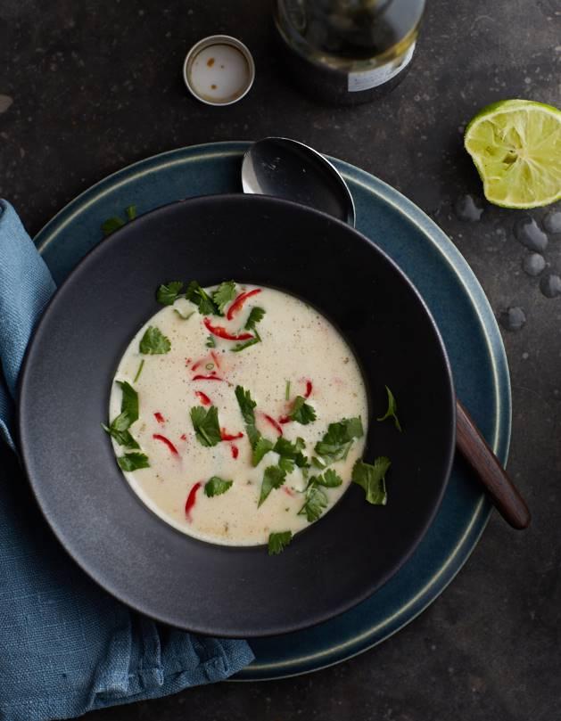 mindful soep eten