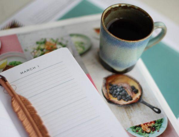 schrijf je dagboek vol