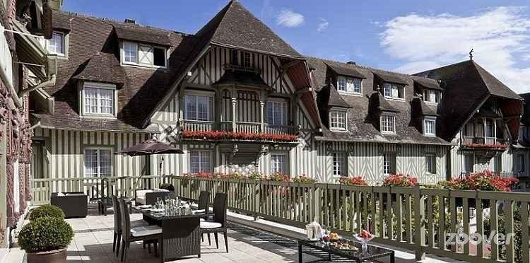 romantisch hotel normandie