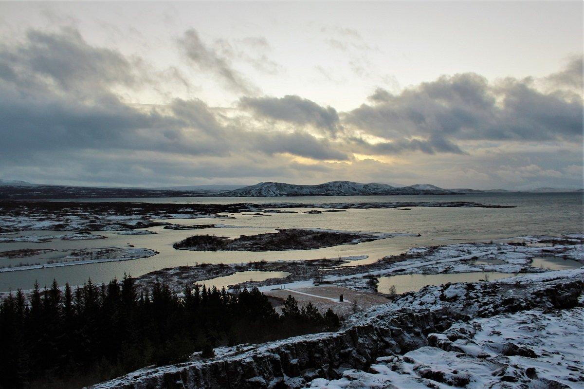 gelukkig of alleen in IJsland