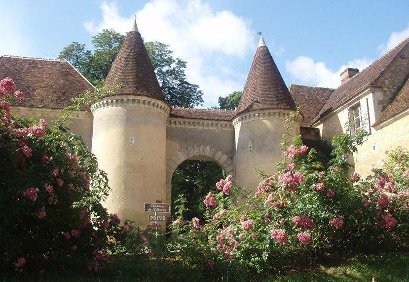 kasteel hotel in normandie frankrijk