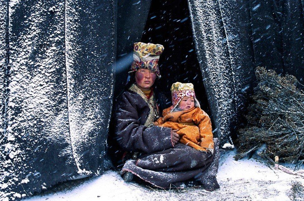 tibetanen in beeld