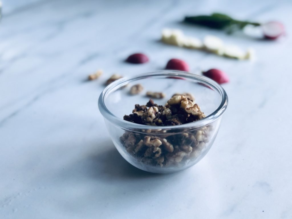 boeddhistisch recept met fruit
