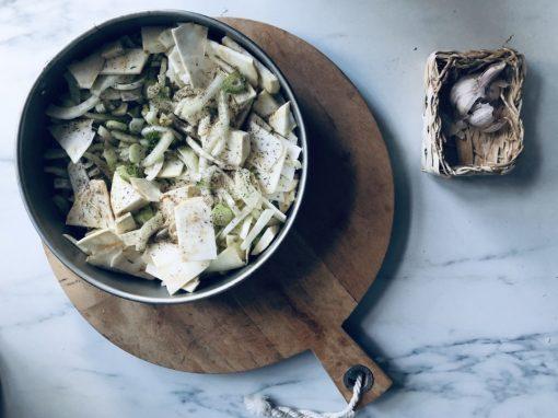 mindful eten met een recept