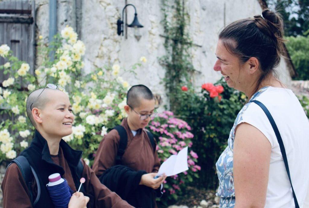 nonnen in overleg