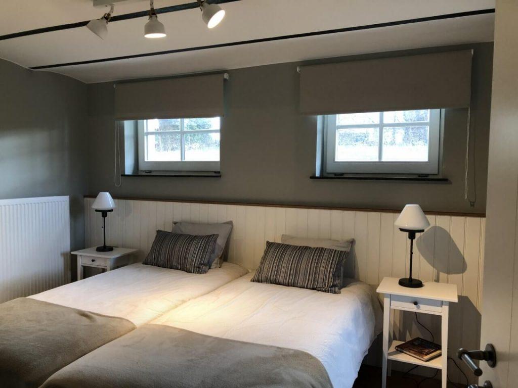 slaapkamers in het atelier hotel
