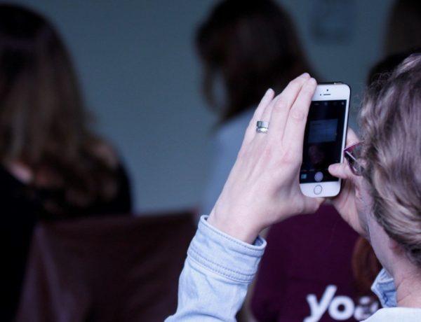 bewust van je telefoongebruik