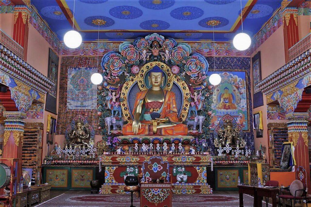 boeddha in mijn leven en praktijk
