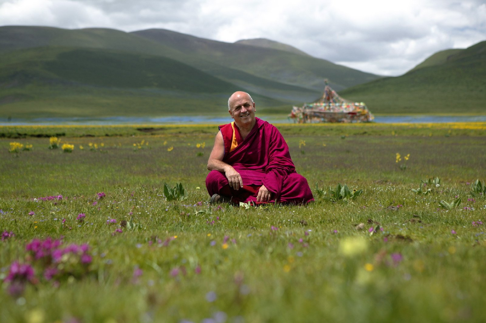 Geluk in het boeddhisme