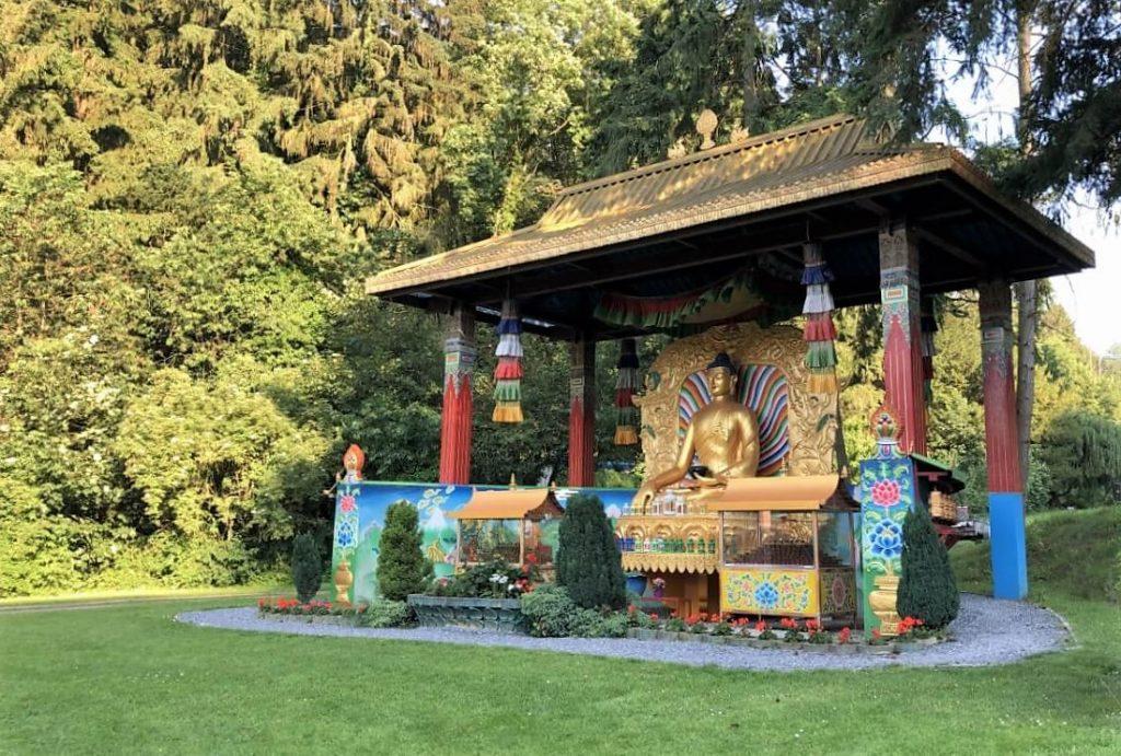 gelukkig leven met boeddhisme