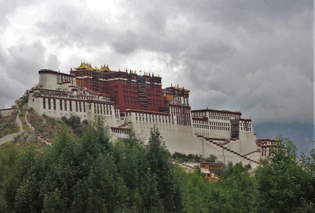 indrukwekkend boeddhisme en mijn reis naar Tibet