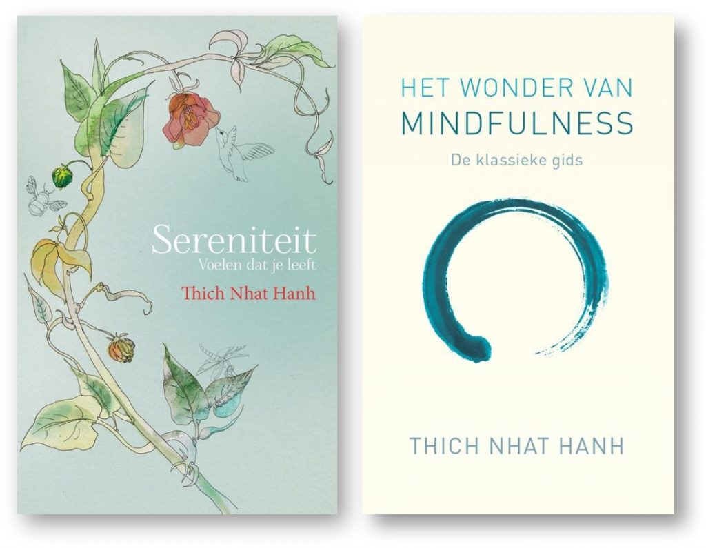 thich nhat hanh schrijft over mindfulness