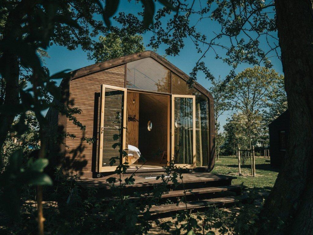 Natuurhuisje voor een solo weekend