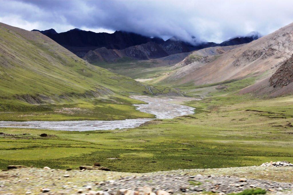 persoonlijke zoektocht in Tibet