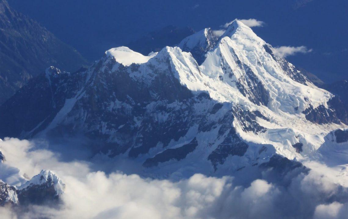 persoonlijke zoektocht van een jonge vrouw in de Himalaya
