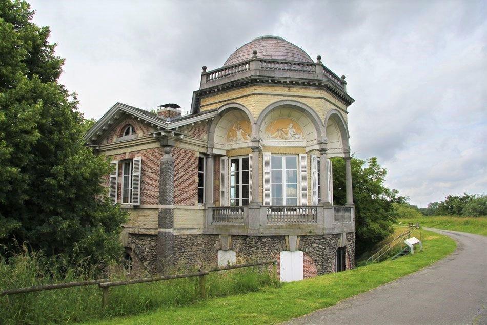 verblijven in een atelier en omgeving in België