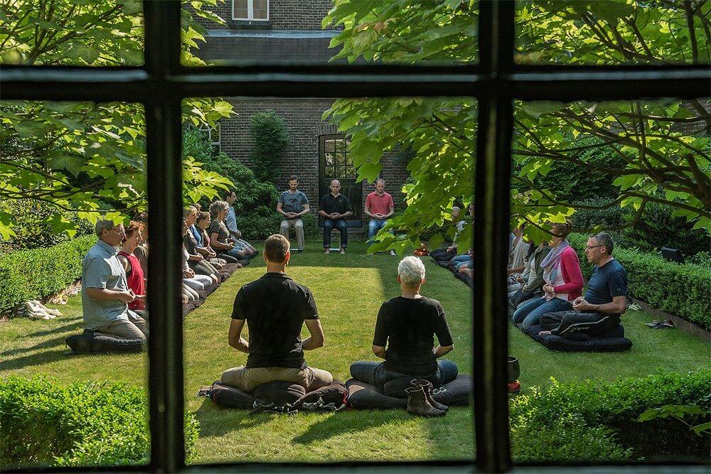 zen meditatie retraite