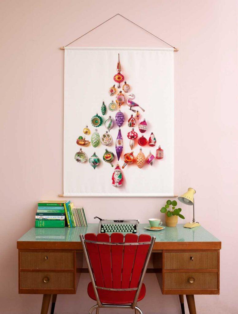 kerstboom voor je werkplek