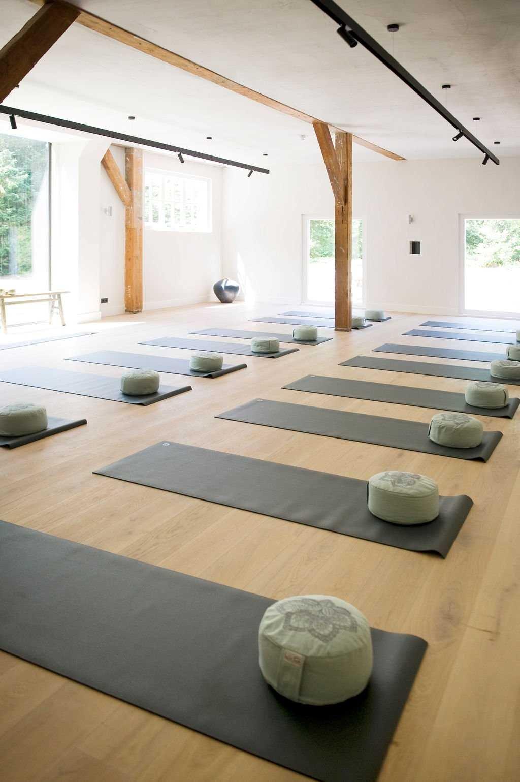 mediteren en yoga
